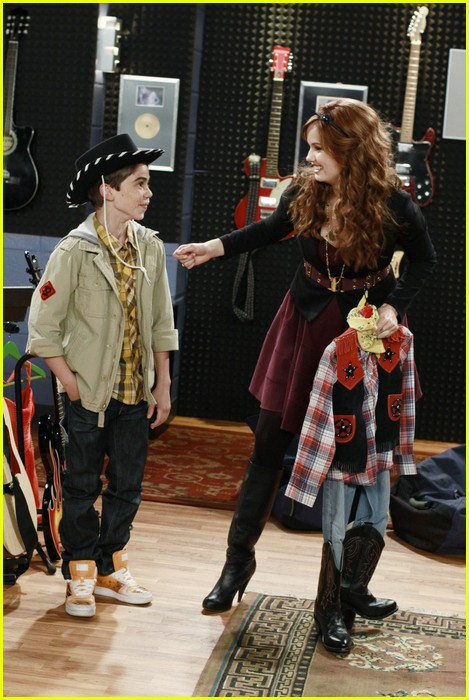 debby ryan cameron cowboy jessie 08