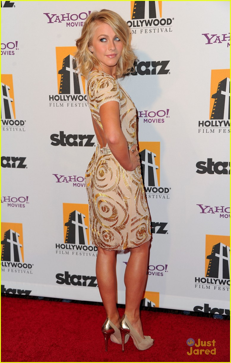 julianne hough hollywood film awards 16
