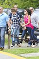 Justin-selena selena gomez justin bieber helicopter brazil 07