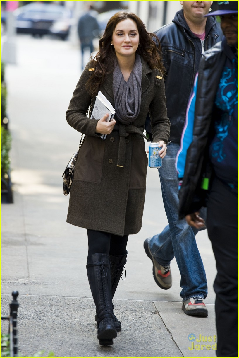 leighton meester blue gg set 10