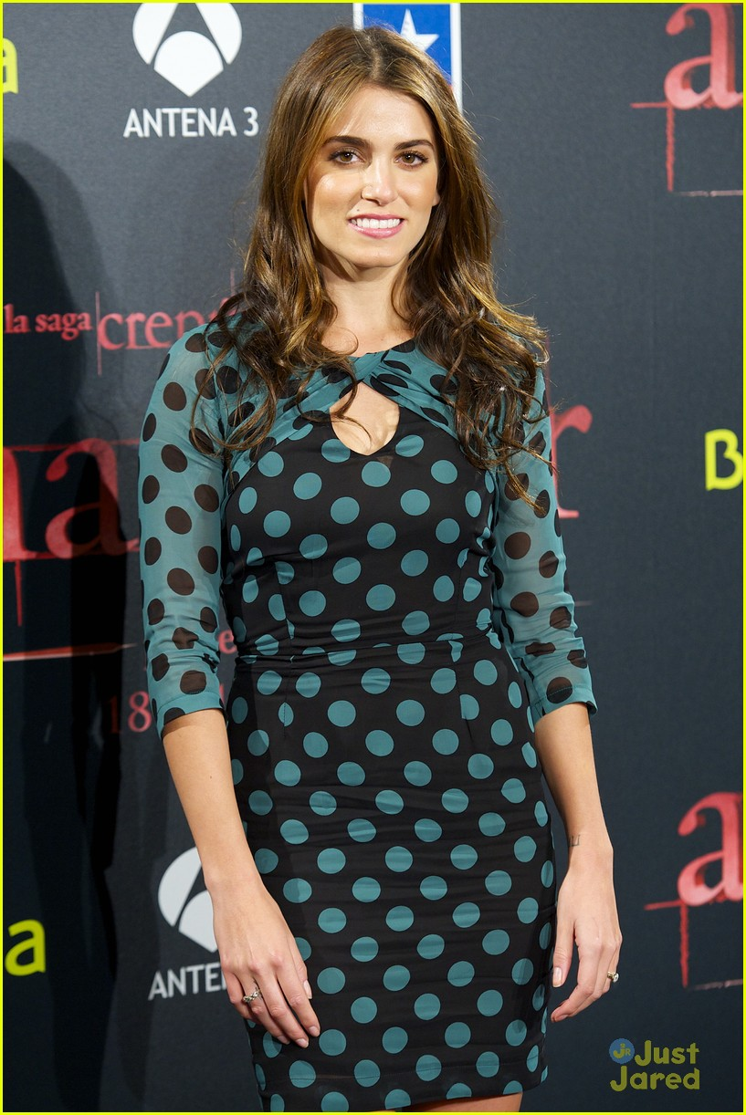 nikki reed rathbone spain premiere 23