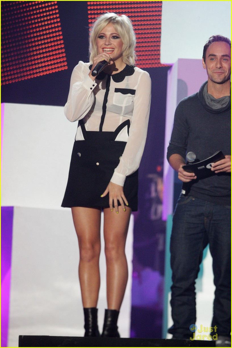 pixie lott bbc teen awards 08