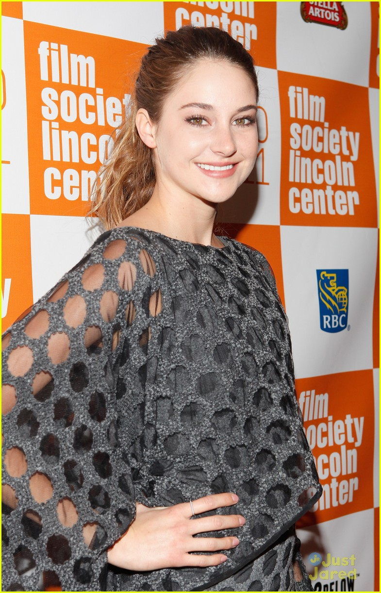 shailene woodley descendents nyff 09