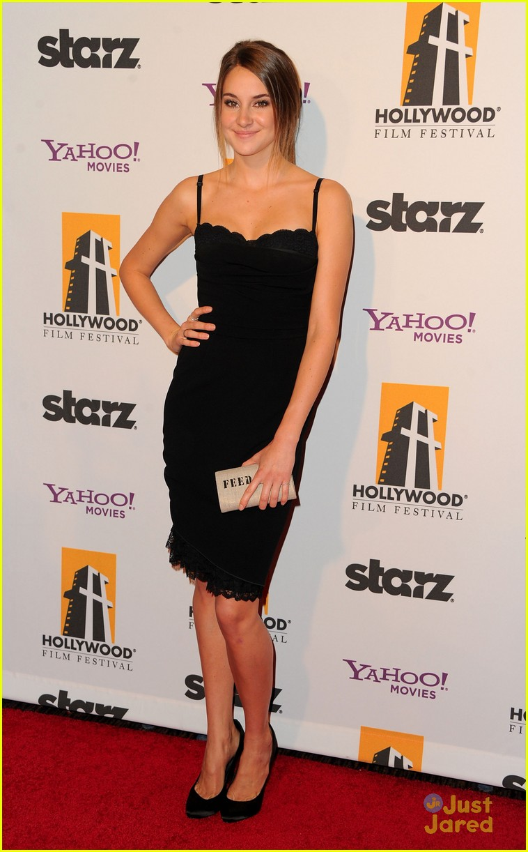shailene woodley hollywood film awards 01