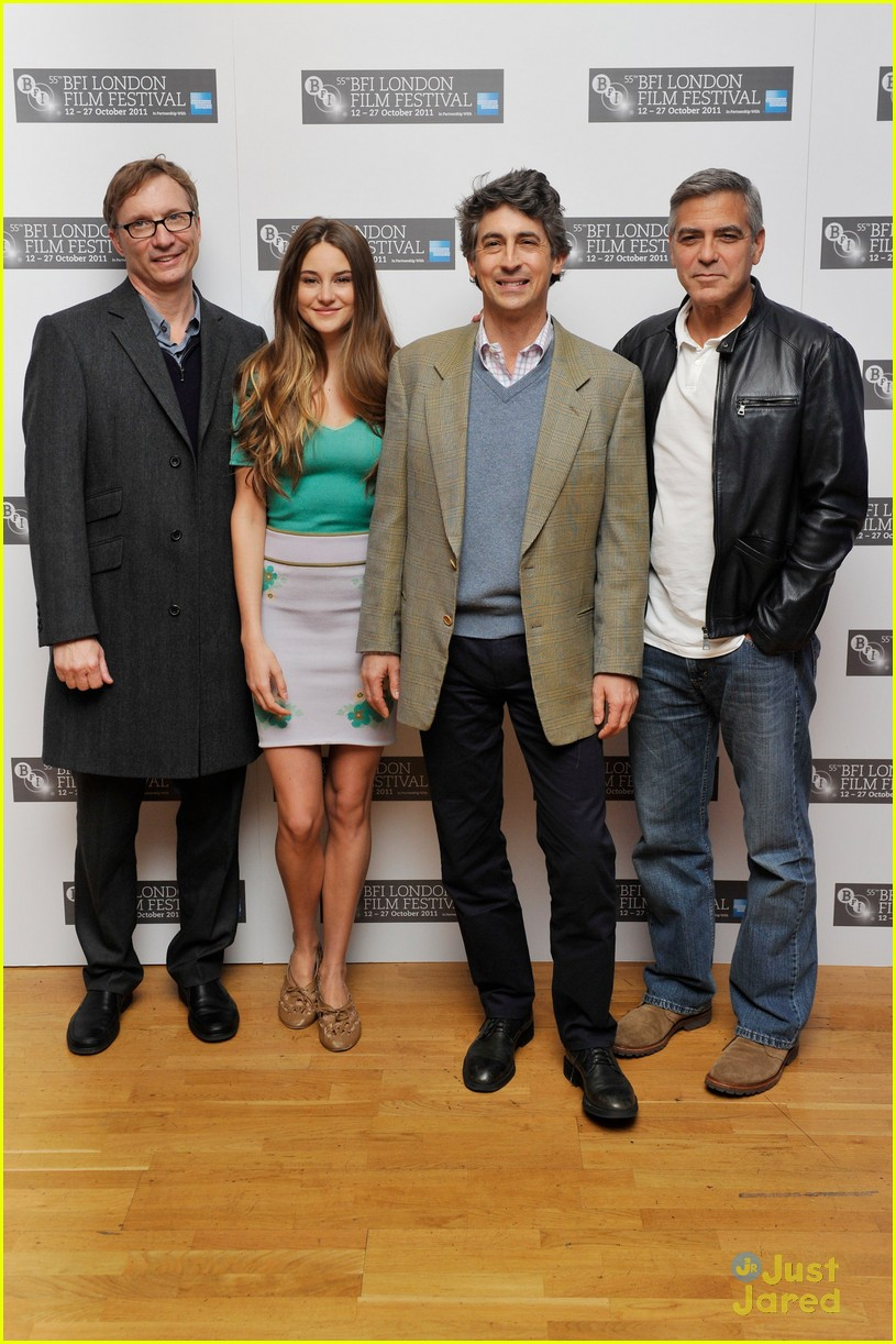 shailene woodley descendents photocall 03