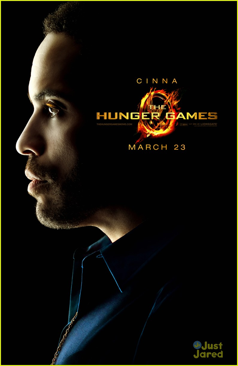 the hunger games character posters 08