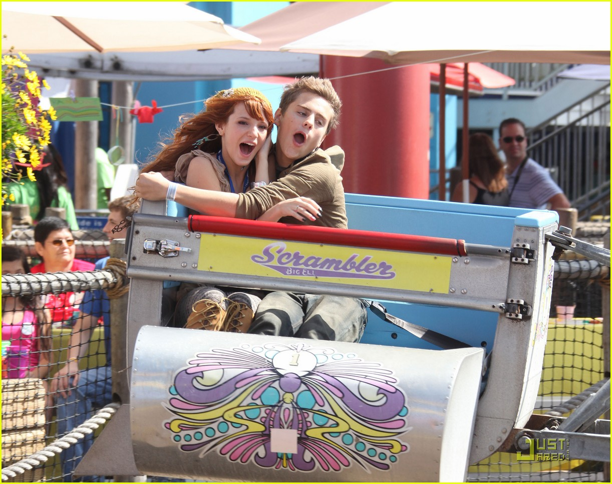 is bella thorne dating garrett backstrom 2013 Disney actress bella thorne swaps the classroom  disney star bella thorne soaks up the sun with boyfriend tristan  and the colombian beauty wed in october 2013 .