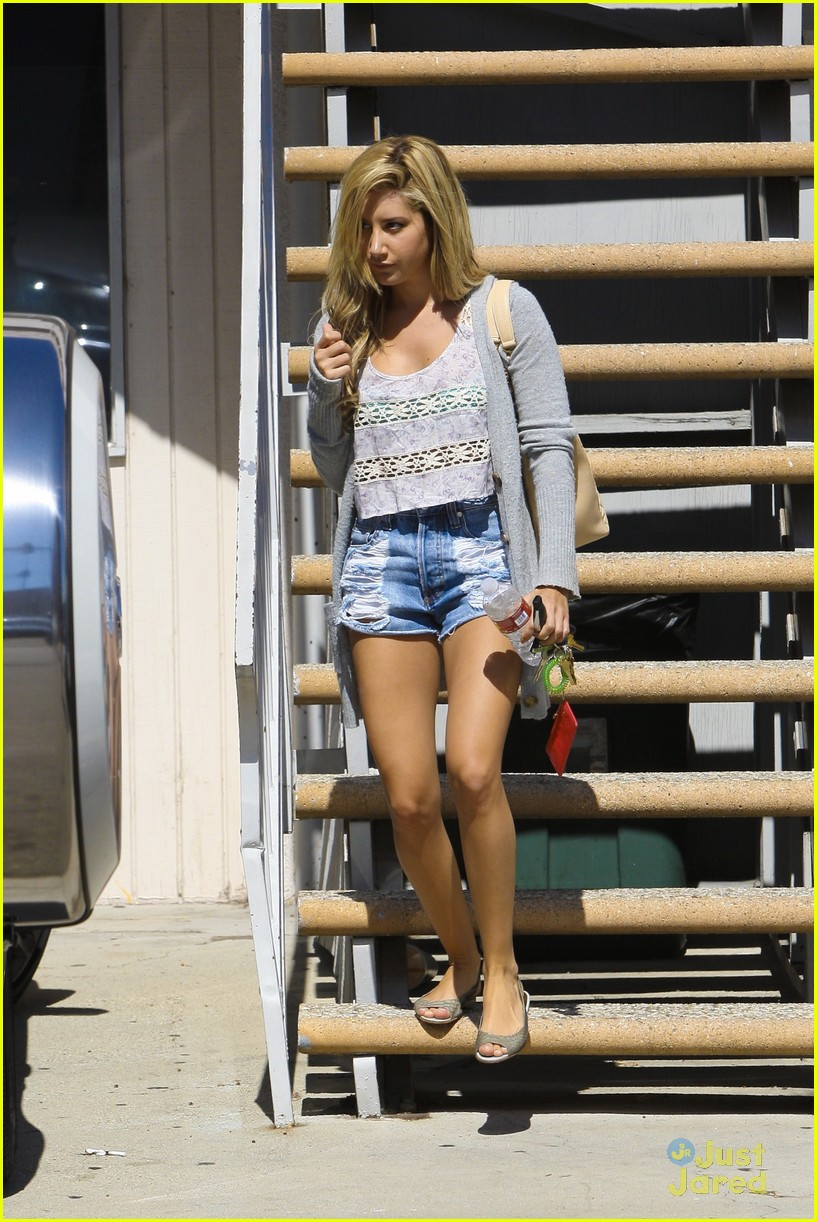 ashley tisdale audition time 11