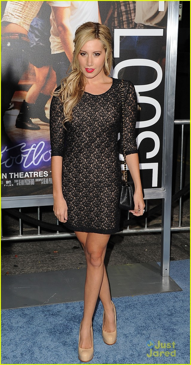 ashley tisdale footloose premiere 02