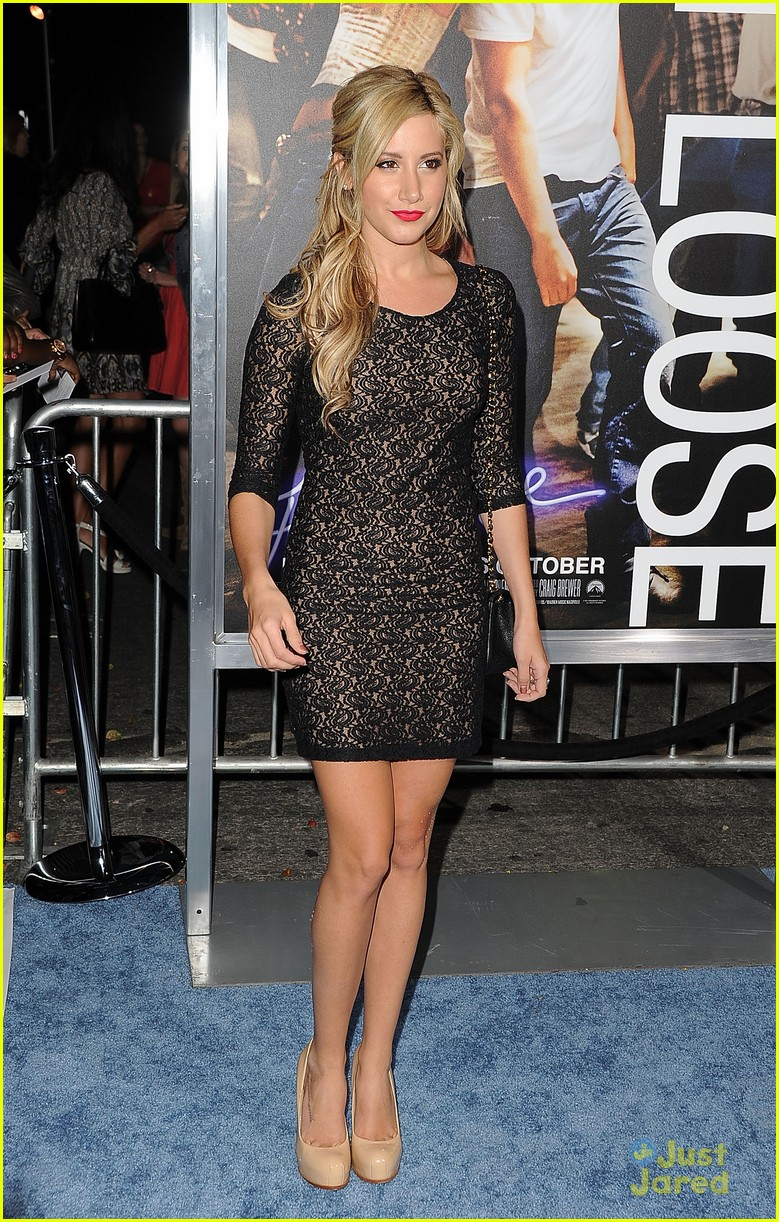 ashley tisdale footloose premiere 13