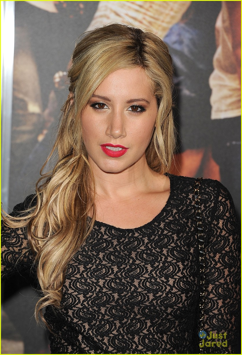 ashley tisdale footloose premiere 18