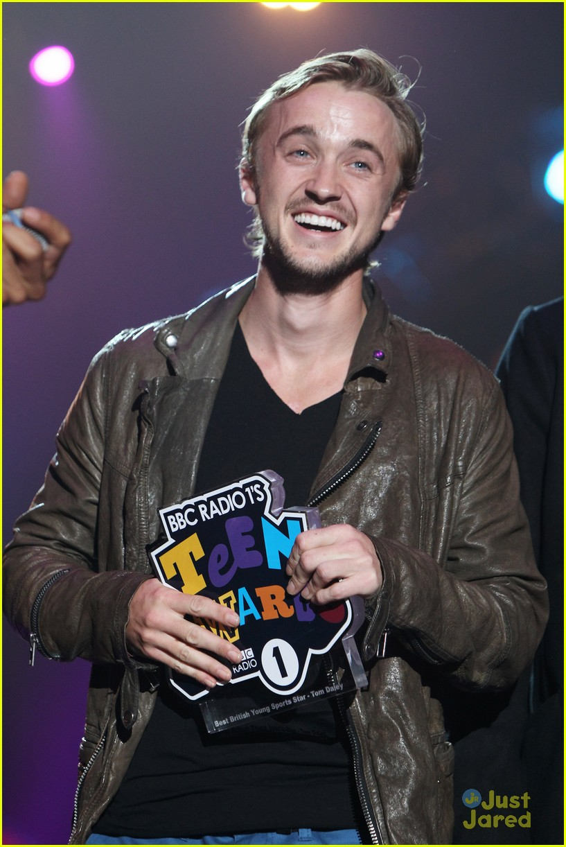 tom felton bbc teen awards 03
