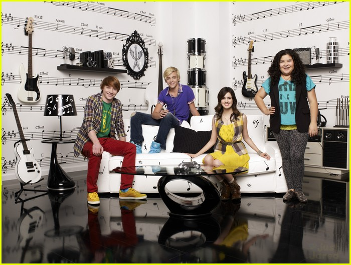 meet the cast of austin and ally episode