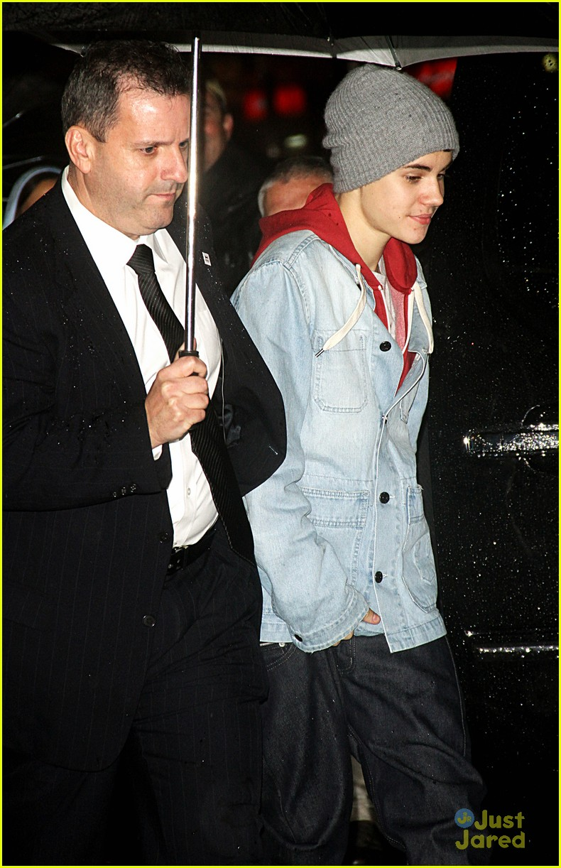 justin bieber letterman interview 05