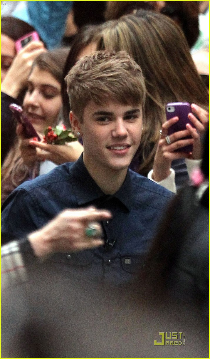justin bieber today show 05