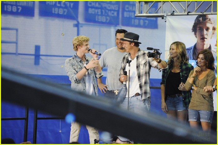 cody simpson extreme makeover 06