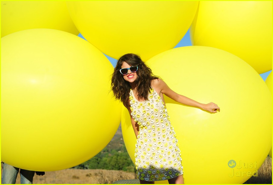 selena gomez lights video shoot 17