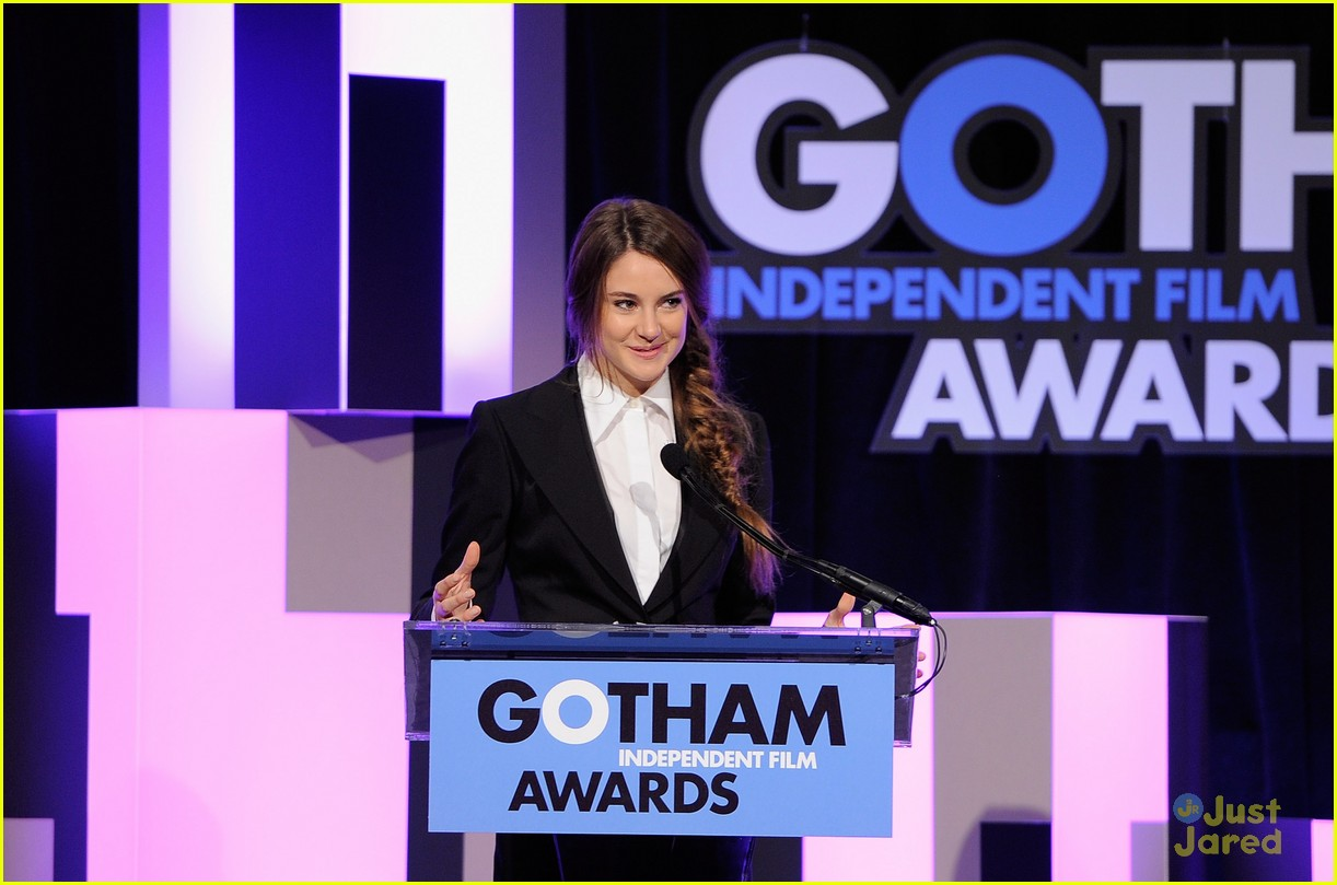 shailene woodley gotham awards 03