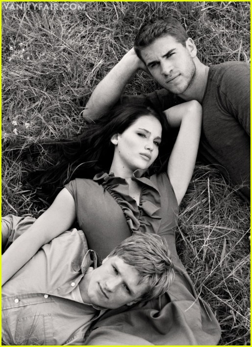 the hunger games vanity fair 02