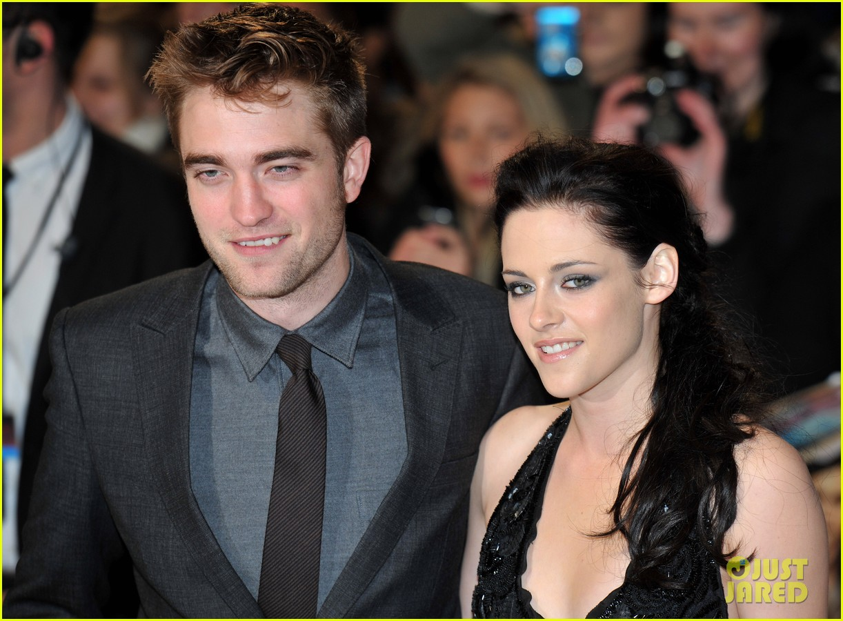 kristen stewart robert pattinson breaking dawn london 09