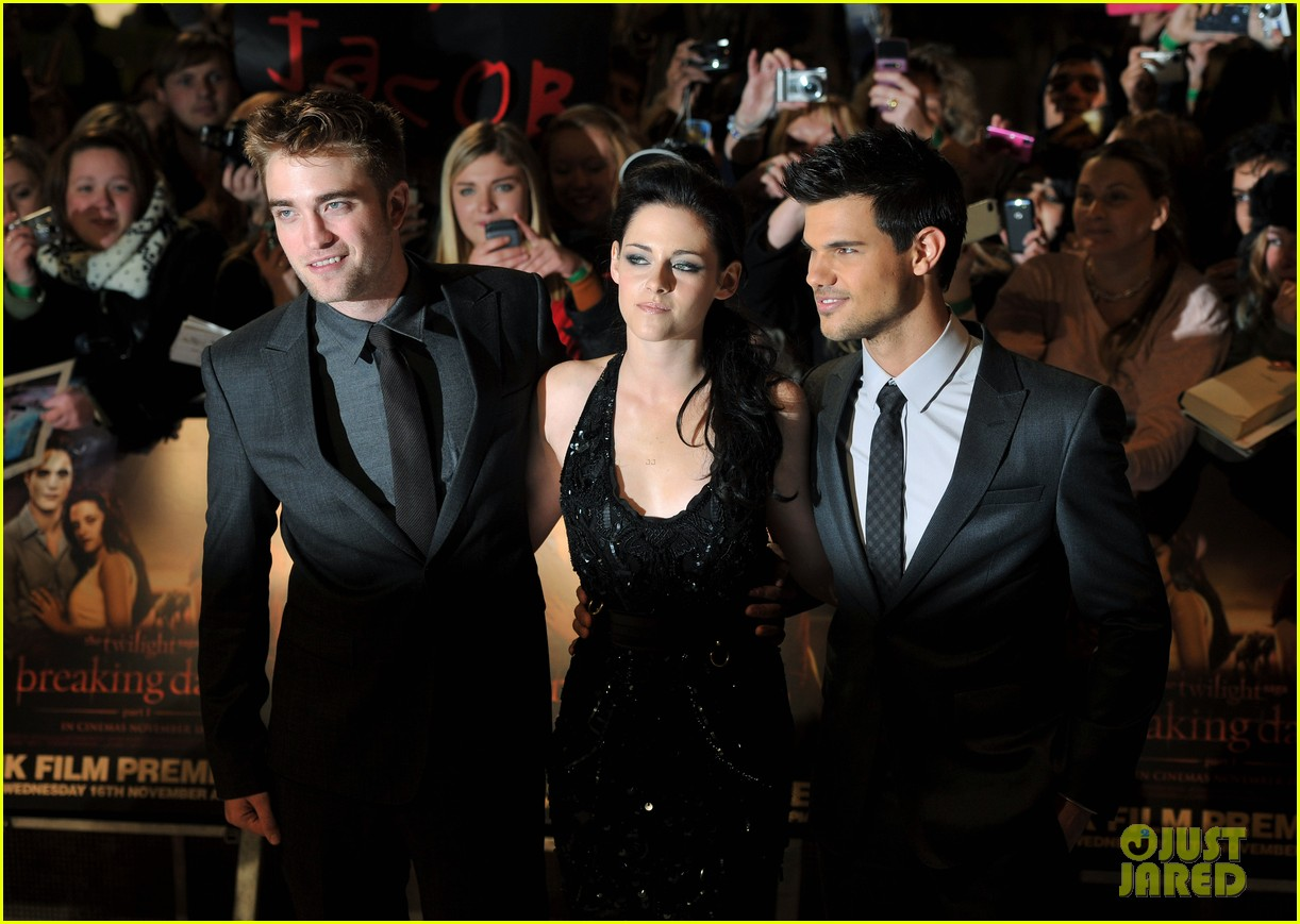 kristen stewart robert pattinson breaking dawn london 14