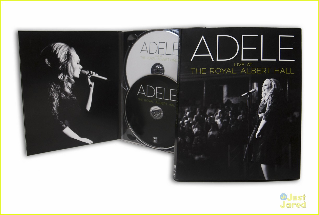 win adele albert hall dvd 02