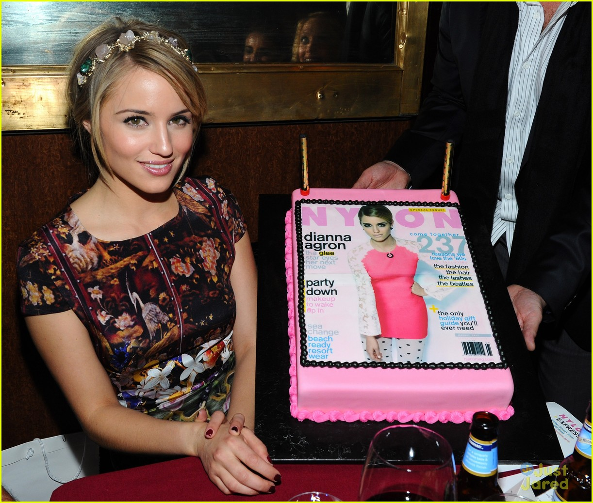 dianna agron nylon party 01