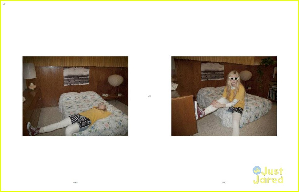 elle fanning mag curated rodarte 12