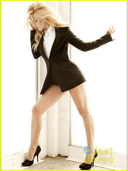 julianne hough prestige dec 04