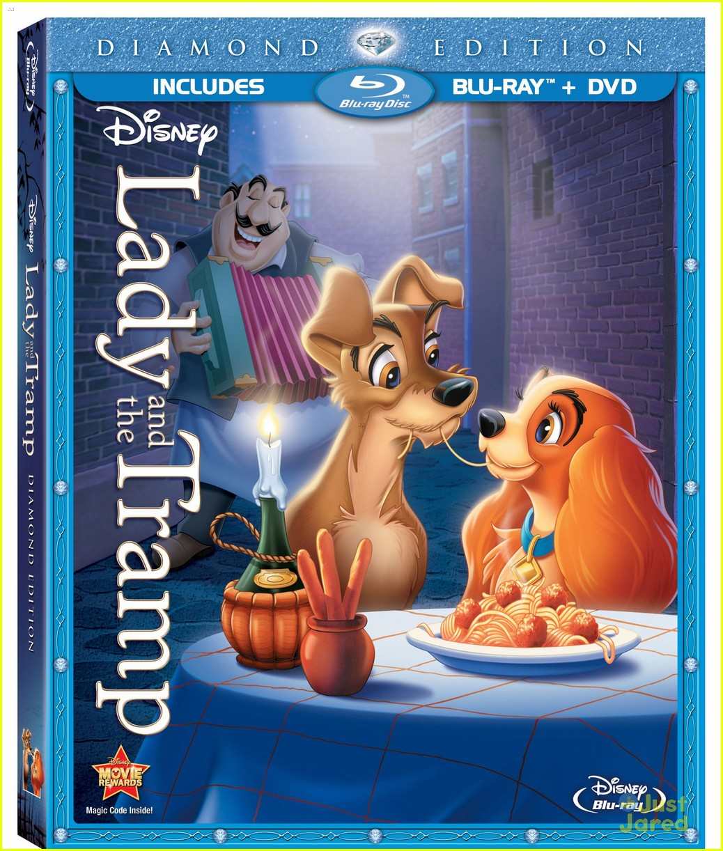 lady tramp dvd bluray 02