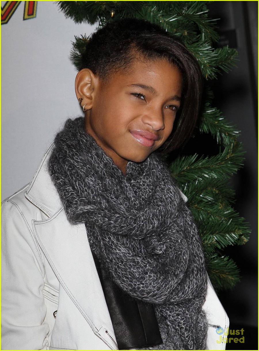 willow smith mason cook jingle ball 15