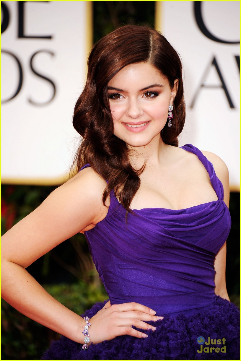 ariel winter golden globes 07