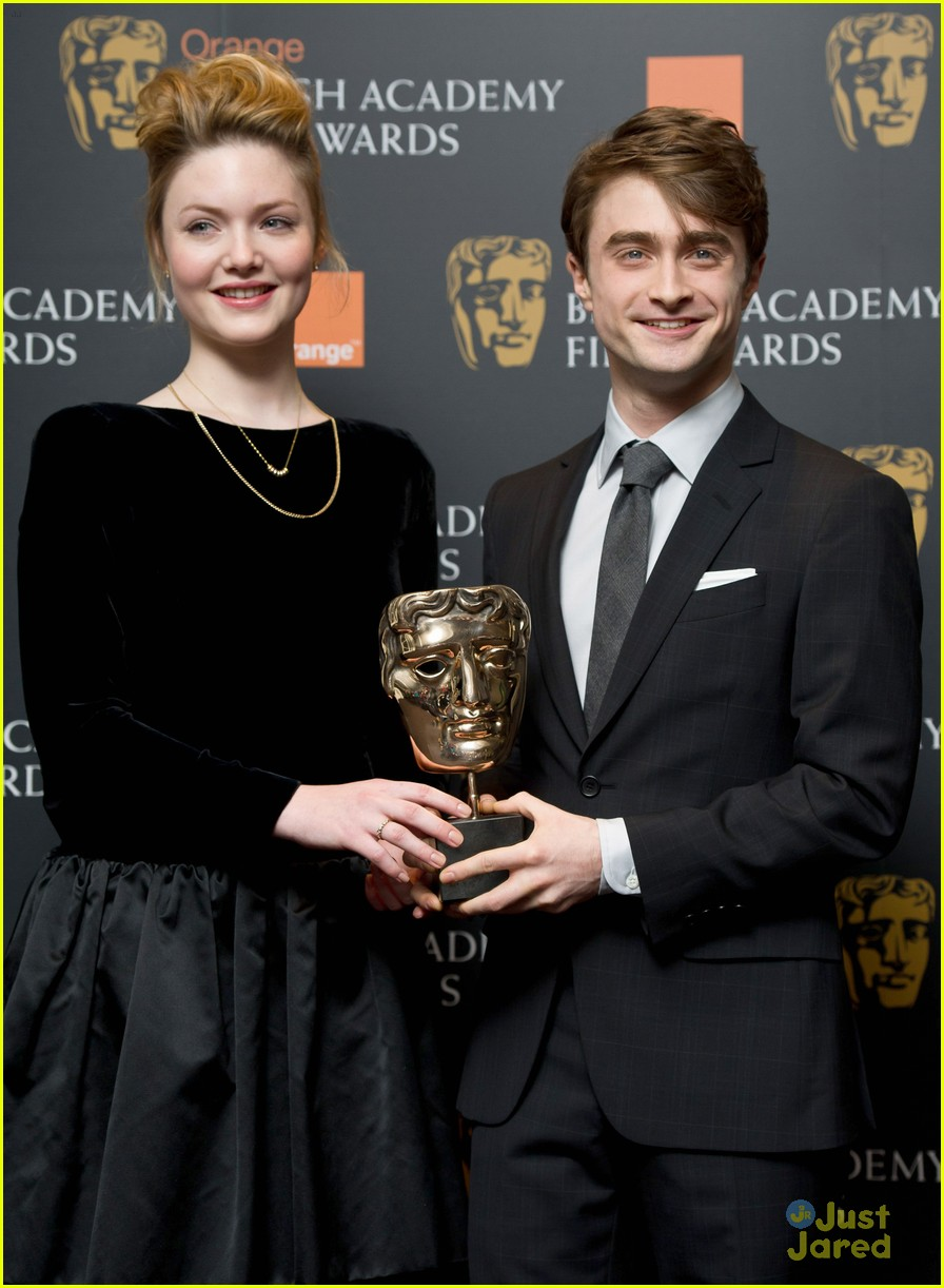 daniel radcliffe bafta noms 12