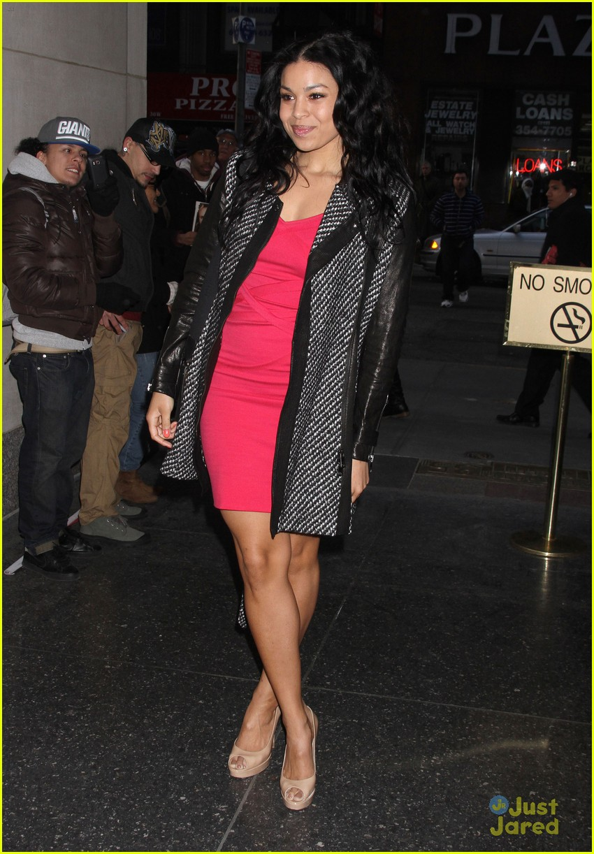jordin sparks today show 09