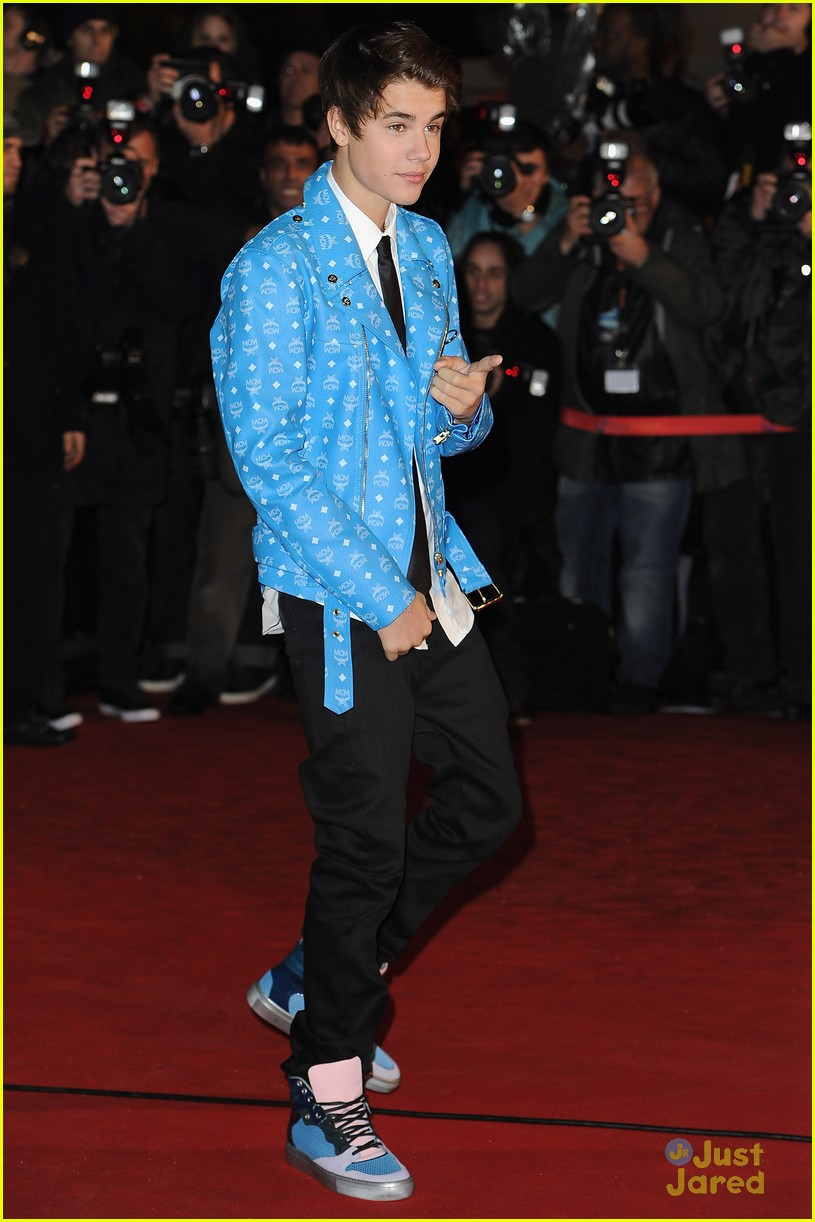 justin bieber nrj awards 04