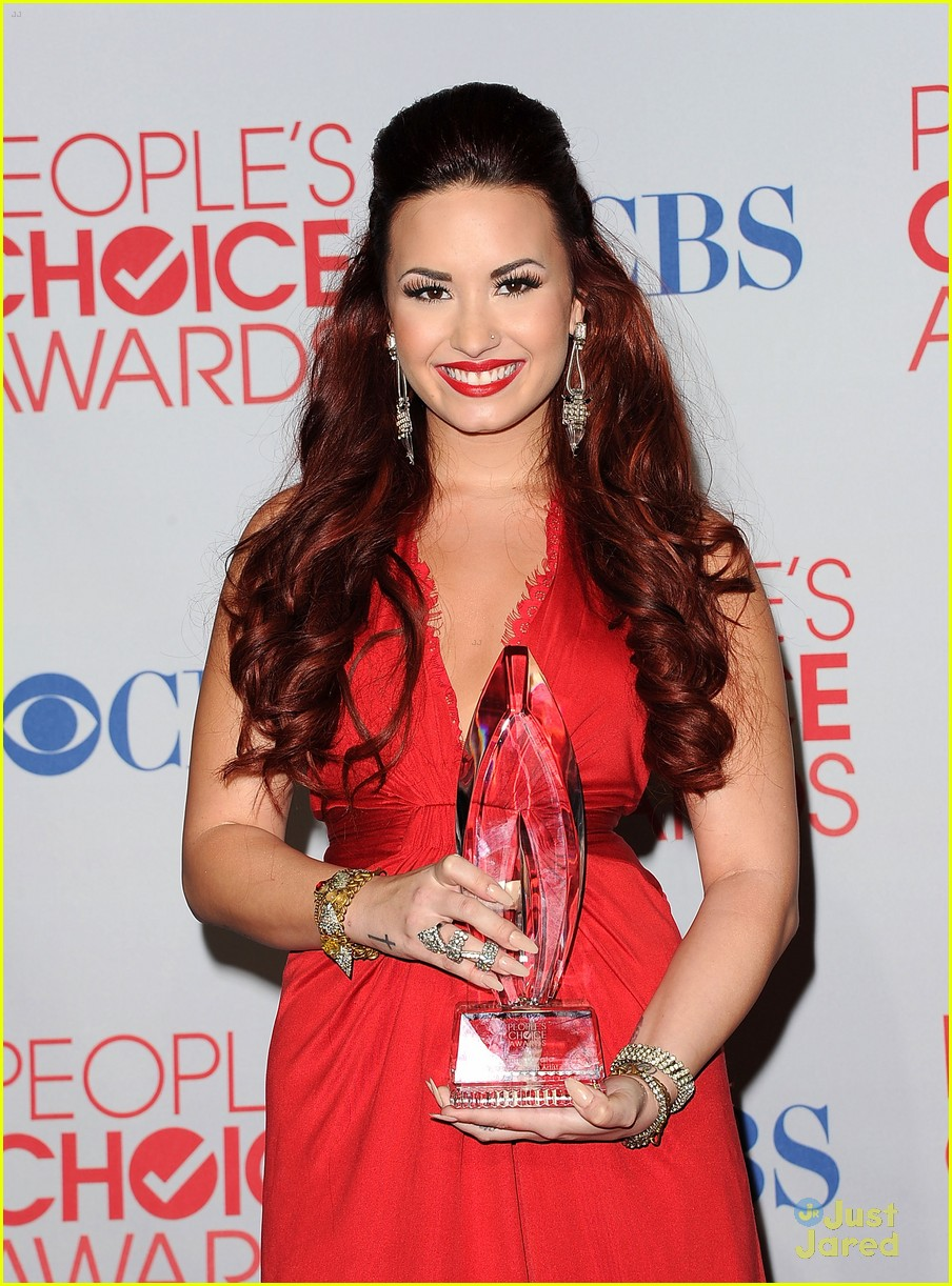 demi lovato pca performance 13