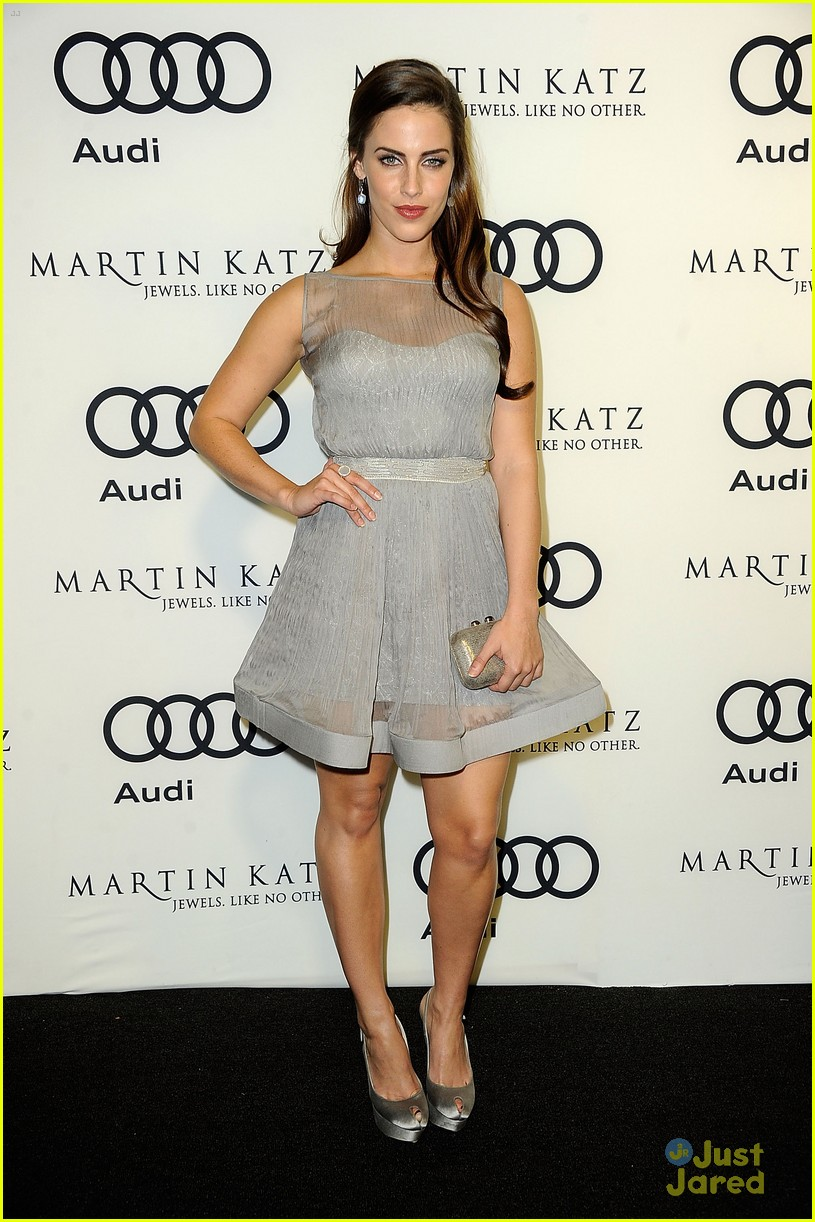 jessica lowndes audi gg party 08