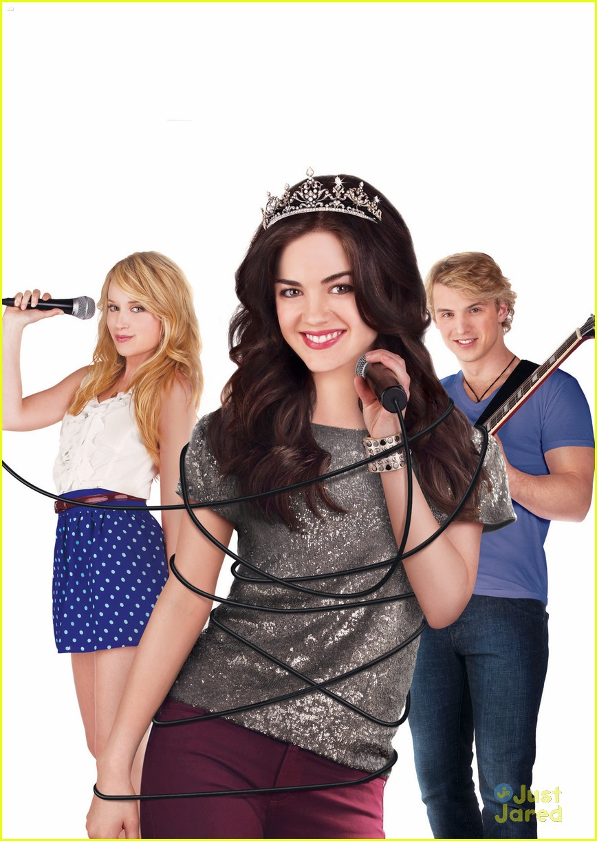 lucy hale cinderella january 01