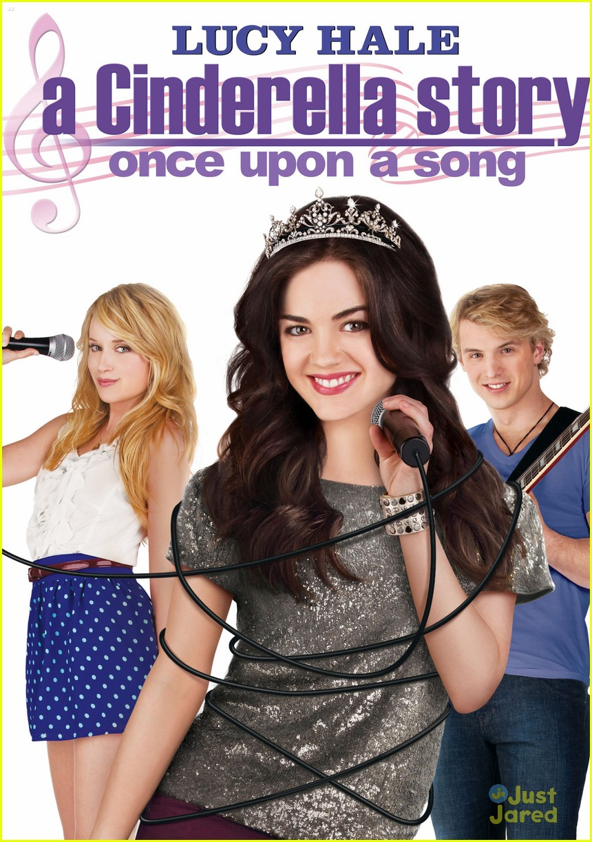 lucy hale cinderella january 08