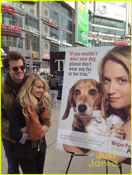 megan park peta ad 02