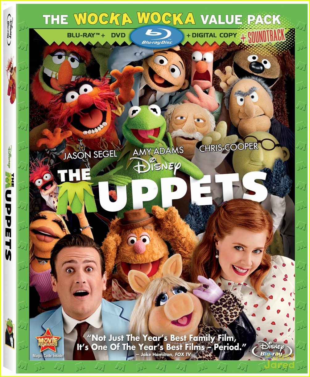 muppets dvd covers 03