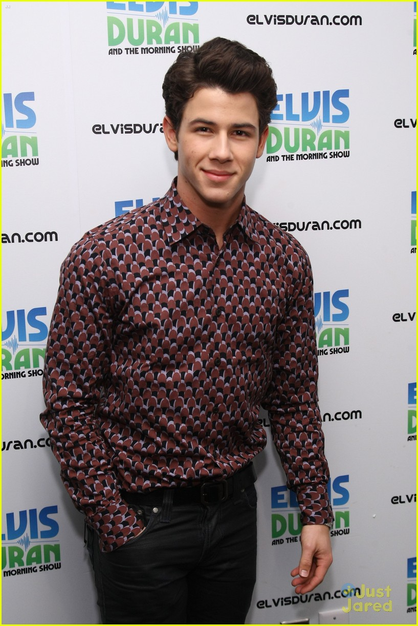 nick jonas duran morning show 08