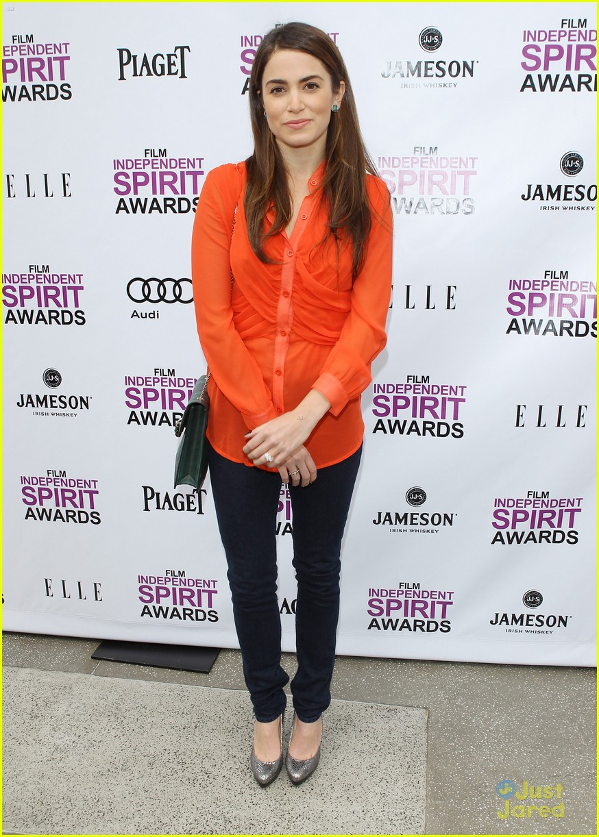nikki reed spirit awards brunch 01