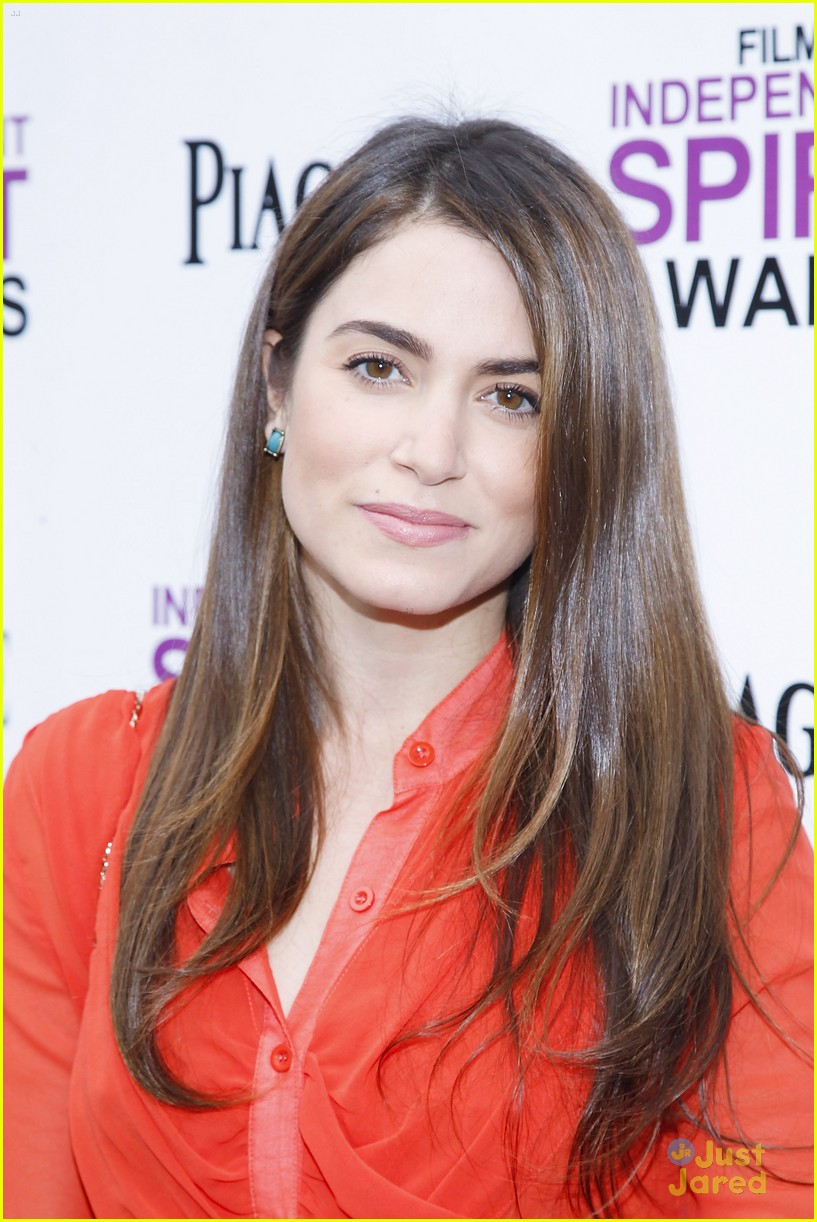 nikki reed spirit awards brunch 06