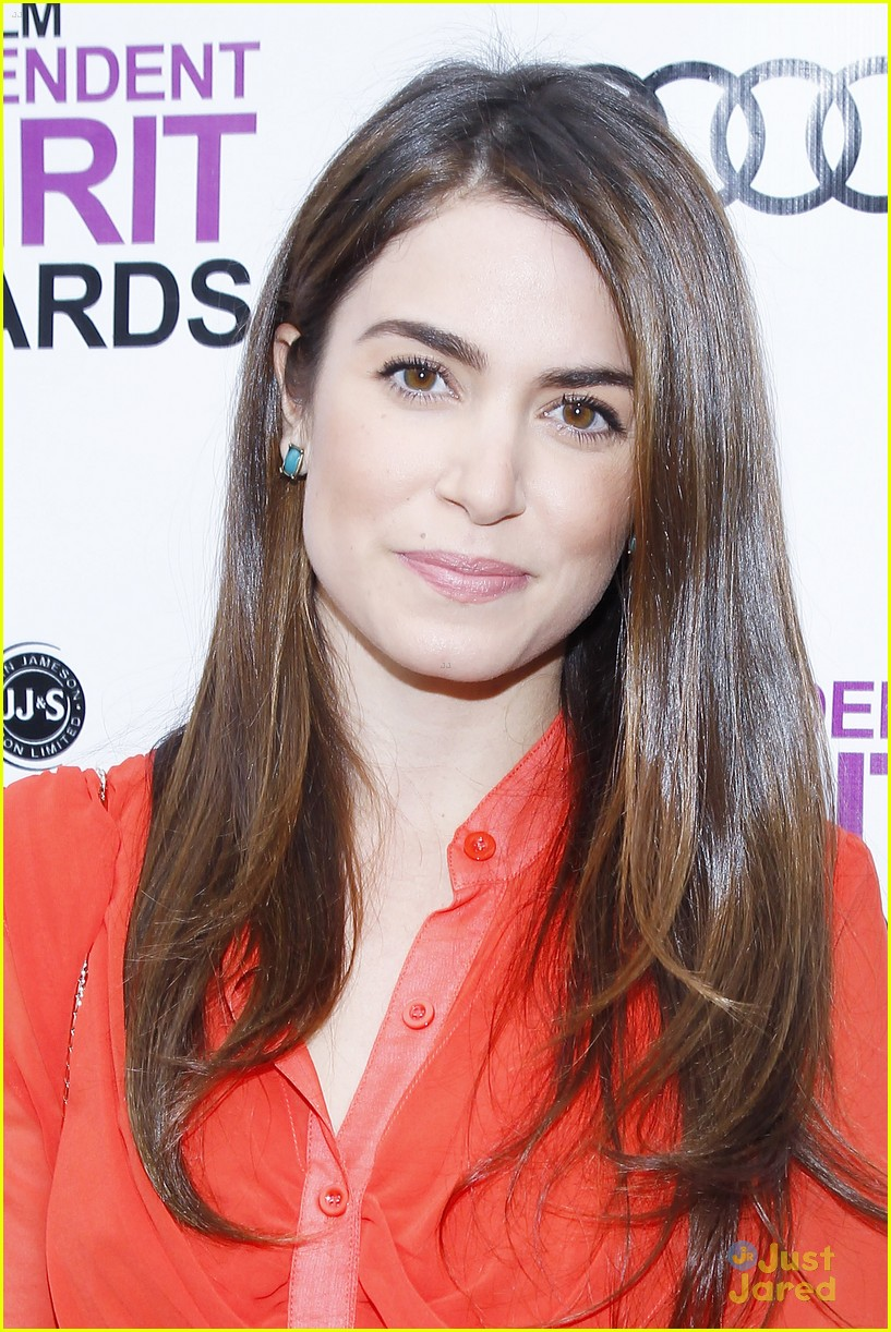nikki reed spirit awards brunch 08