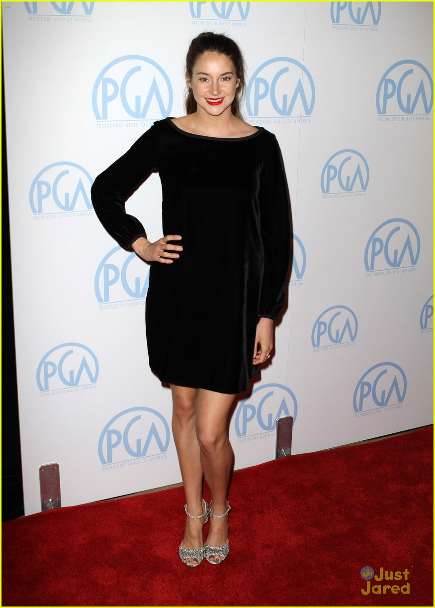 shailene woodley producers guild 15