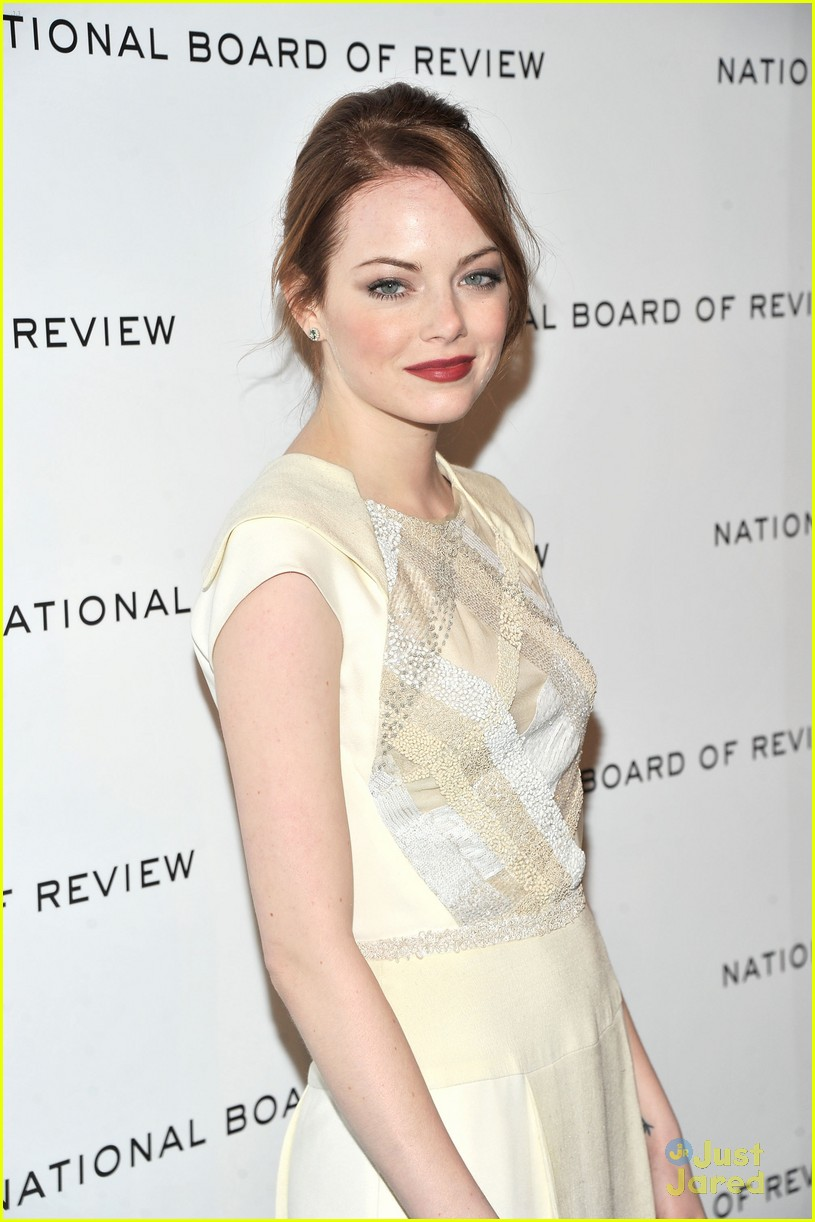 emma stone board review gala 08