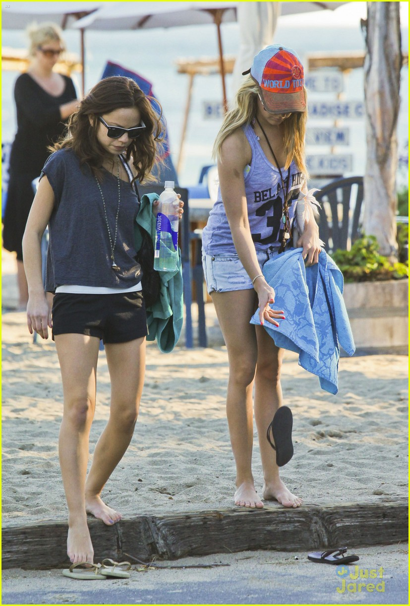 ashley tisdale kim hidalgo malibu 11