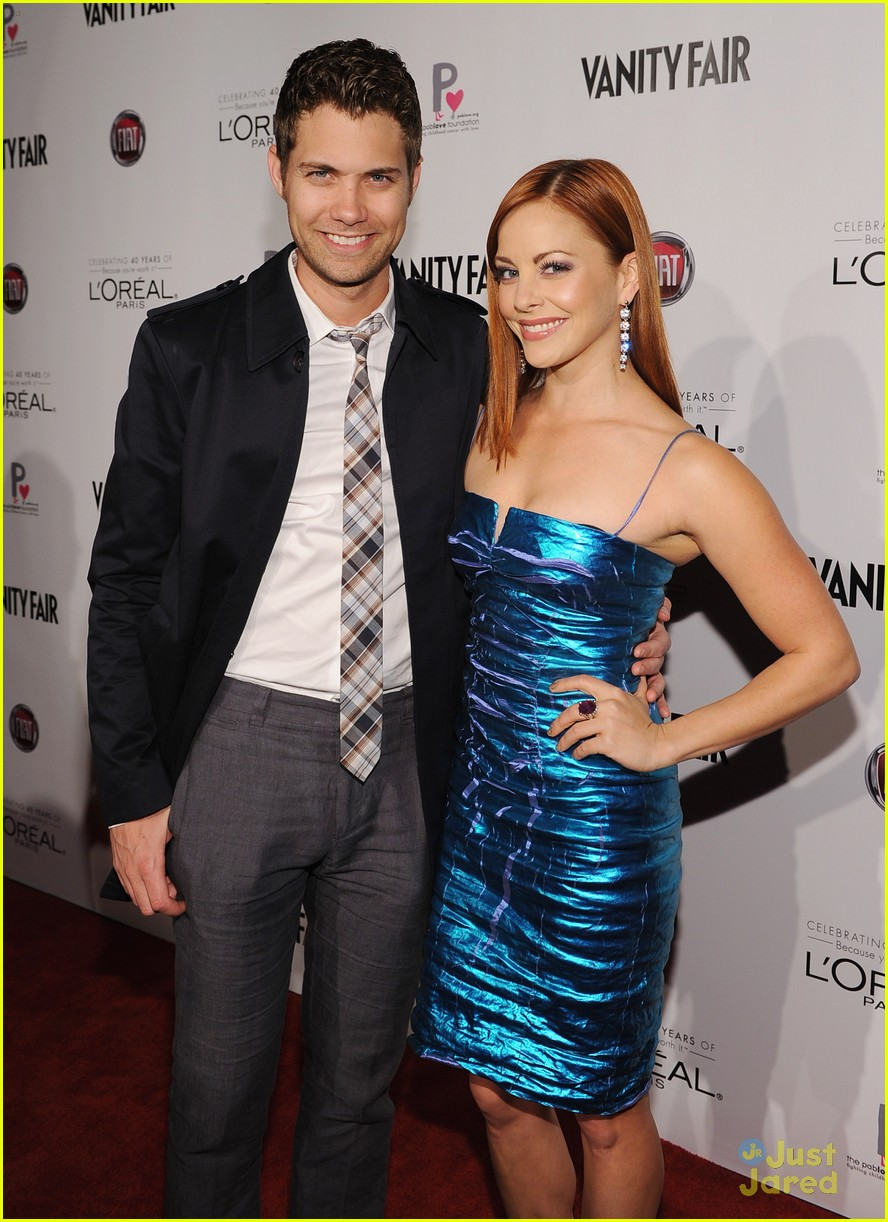 Drew Seeley & Amy Paffrath: Engaged! | Photo 461951 ...