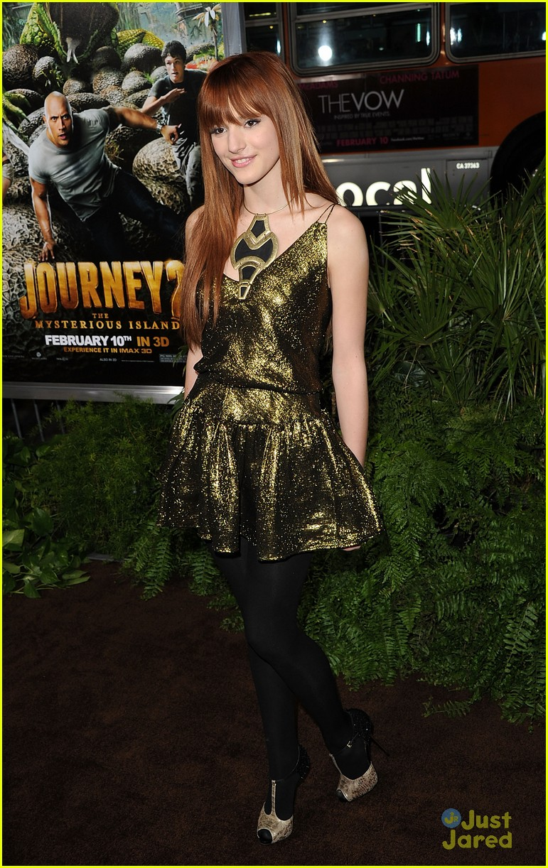 bella thorne journey 2 premiere 10